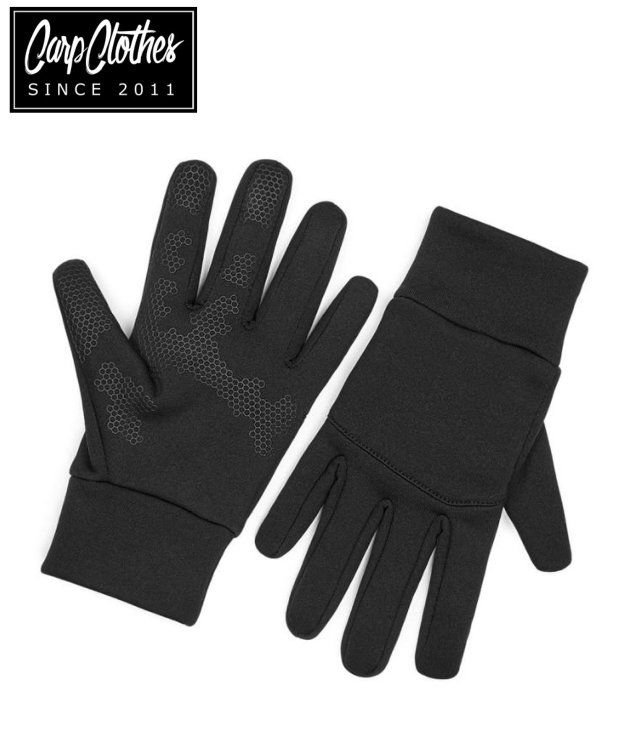 CARP CLOTHES SOFT SHELL TECHNICAL GLOVES