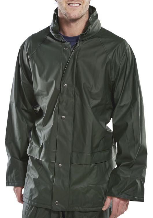 Heavy Duty Waterproof Jacket